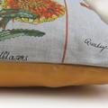 Vintage Retro - Banksia & Wildflowers Cushion