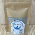 'Pep Up' Essential oil Foot Soak Salts in Bag