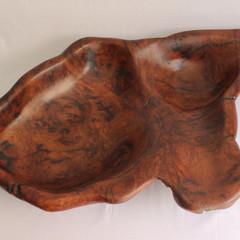 Australian Eucalyptus Burl Bowl (43)