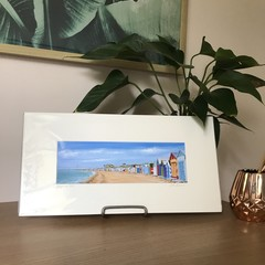 Dendy Beach Boxes PRINT