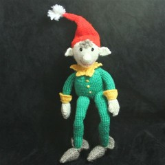 Xmas Elf Decoration
