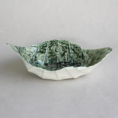 Small Leaf Origami Bowl