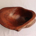 Australian Red Gum Burl Bowl (6)
