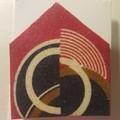 Exclusive Eryka Garbutt Designs Art Deco Brooches No.1