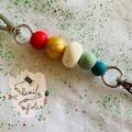Double Keychain: Wish