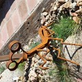Praying Mantis Garden Ornament (P1)