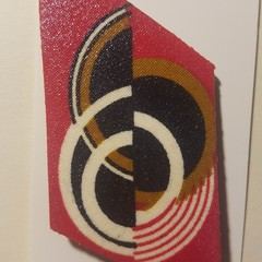 Exclusive Eryka Garbutt Designs Art Deco Brooches No.8