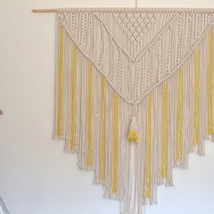 Large Unique Macrame wall hanging