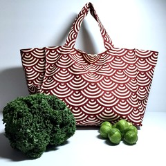 Re-usable Shopping Bag, Market Bag, Tote,  Shopping Pouch, Shoulder Bag