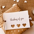Gift tags - Thinking of you