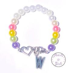 Chase the Rainbow 🌈 personalised kids bracelet