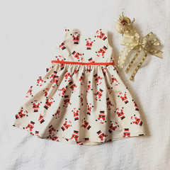 Christmas dress for newborn to size 5