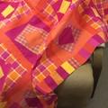 Crazy, Bright Quilt