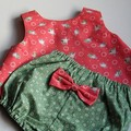"""""""Little Chicks"""" Baby Girl's Swing Top and Panties Set"""