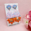 Embellished with Love - Large Arch Dangles
