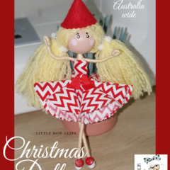 Christmas Dolly