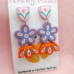 Embellished with Love - Flower Dangles