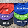 Horse Feed Bags - Set of 6 Bags - FREE shipping