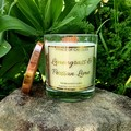 Lemongrass and Persian Lime Scented Candle