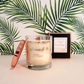 Avocado & Mint Scented Woodwick Candles