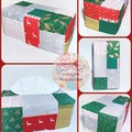 FACIAL TISSUE BOX COVERS : ONE & ONLY Limited edition