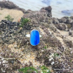 The Reef Sea Glass Ring