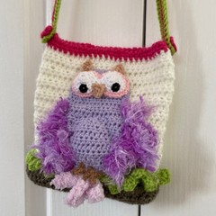 Gorgeous Owl bag for your little one to treasure