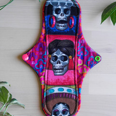 """9"""" moderate exposed core cloth pad (Versodile Tesswrap)"""
