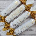 Personalised Reusable Festive Bon Bon