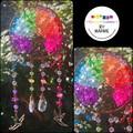 Rainbow Glass TreeOfLife Suncatcher