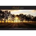 2021 Farm-ily Rural Landscape A4 Wall Calendar