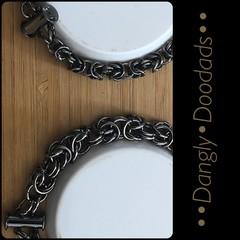 'His & Hers' Byzantine Chain Bracelets