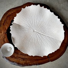 Ceramic Large Fruit Serving Platter, Housewarming gift, Table Centrepiece