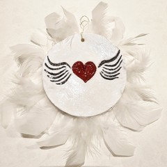 Wall Art - On The Wings Of Love Disc