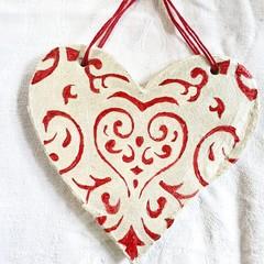 Wall Art - Renaissance Heart