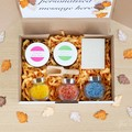 'Nature's retreat' Personalised indulgent spa pamper pack