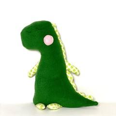 Dinosaur Softie, stuffed animal, READY TO POST