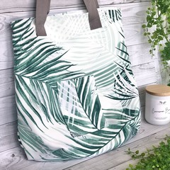 Large Everyday Fashion Tote Bag - The Nature Collection