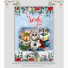 Jingle Bells Poster Printable