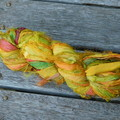 100% Silk Ribbon Recyled Creatives Uses Limited only by your Imagination