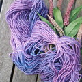 Yarn Skein Hand Dyed Tamworth Chunky 100g ~ 180m 14 Ply Skein