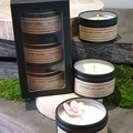 3 Soy Candle Tin Set / Gift
