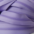 Genuine YKK  Continuous Nylon/Polyester #4.5 Zip colour 553 Lavender