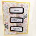Triple Flip Card