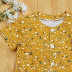 Summer Stunner - Boy's Button up Shirt - Size 4