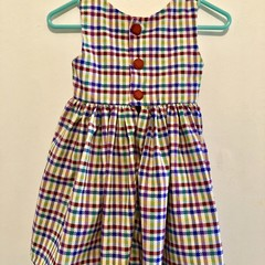 Check dress size 4