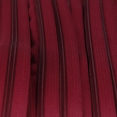 Genuine YKK  Continuous Nylon/Polyester #4.5 Zip colour 527 Wine