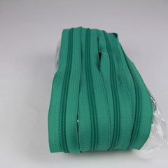 Genuine YKK  Continuous Nylon/Polyester #4.5 Zip colour 539 Magnetic Green