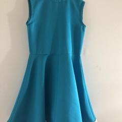 Sweet blue dress, size 7.