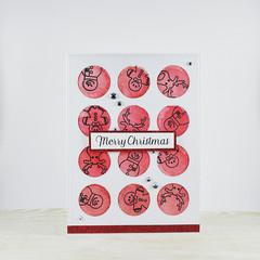 Christmas Card, Merry Christmas, Kids Christmas Card
